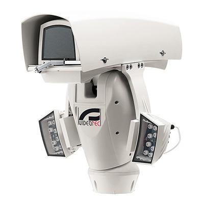 Videotec UPK2QAJAN00A 2.38 megapixel long range HD PTZ camera