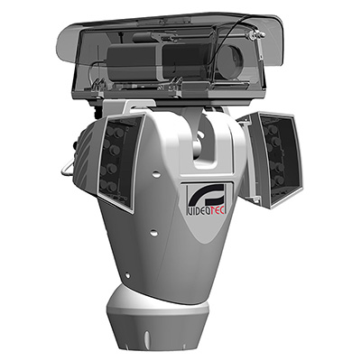 Videotec UPK3QEWAN00A 2.38 megapixel full HD day/night long range PTZ camera
