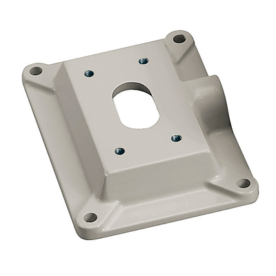 Videotec WCPA reinforcing support plate for poor consistency walls