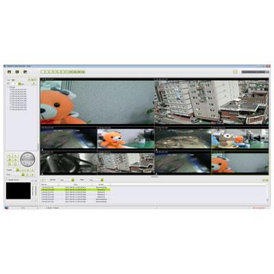 Visionhitech NVR Pro 64-channel network video recorder software