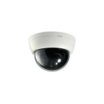 Visionhitech VD101S dome camera with program buttons to control OSD