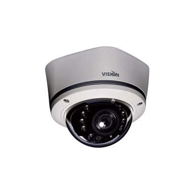 Visionhitech VDA140S-V12IR 600 TVL magnetic vandal-resistant dome camera