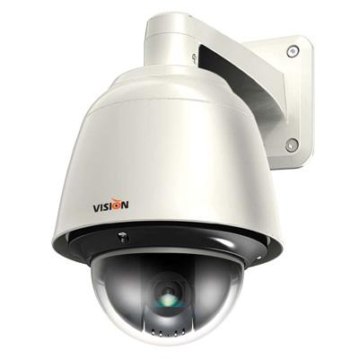Visionhitech VPD330i-O motorised dome IP camera