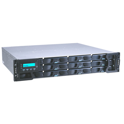 Visonic KOL-iRAID12 storage device with 12 drive bays