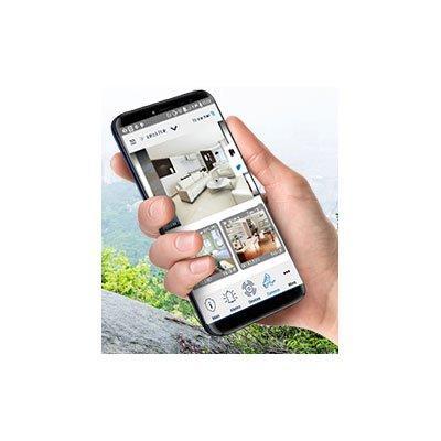 Visonic VisonicGO mobile application