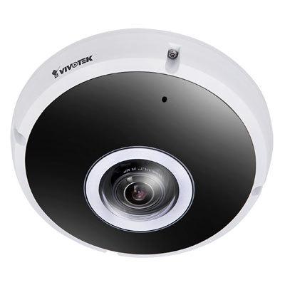 VIVOTEK's 12MP 360° Deep Learning Camera
