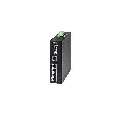 Vivotek AW-IHT-0500 4 ports industrial PoE switch