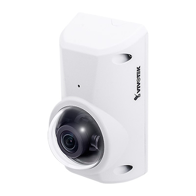 VIVOTEK CC8370-HV 3MP anti-ligature fisheye network camera