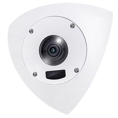 VIVOTEK introduces robust anti-ligature corner dome camera for correctional environments