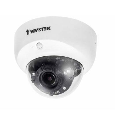 Vivotek FD8167-T 2MP colour monochrome fixed IP dome camera