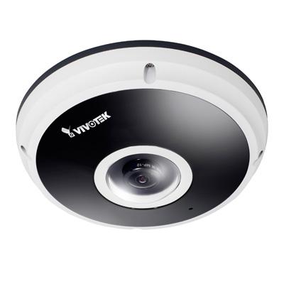 VIVOTEK FE8181V Fisheye Fixed Dome Network Camera