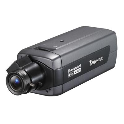 VIVOTEK presents new network cameras, embracing 2 megapixel and H.264, at IFSEC 2009
