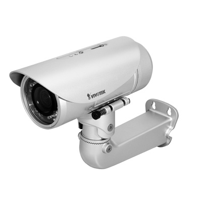 VIVOTEK showcased 2MP day & night Network bullet camera for outdoor surveillance at ASIS 2009