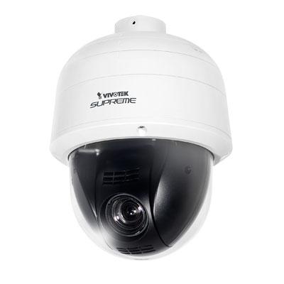 VIVOTEK's SD8161 1080p Full HD Resolution With Superb Image Quality