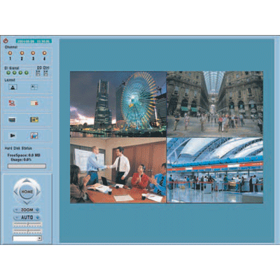 VIVOTEK ST2202 CCTV software