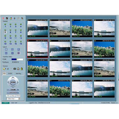 Vivotek ST3402 CCTV recording software