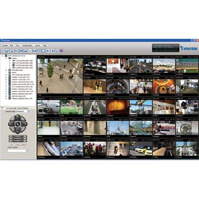 VIVOTEK VAST CCTV software