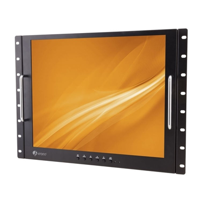 "Eneo VMC-19LEDM 19"" (48cm) LCD, 1280x1024, Professional Monitor, 12V, Protection Glass, HDMI, LED"