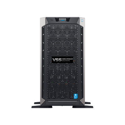 Video Storage Solutions VSS-MS-8T-M 8-Bay Tower Video Recording Appliance