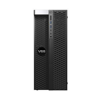 Video Storage Solutions VSS-T5 5-Bay Tower Client Viewing Station