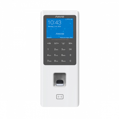 Anviz W2 Pro (special 5k) Color Screen Fingerprint & RFID Access Control