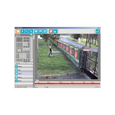Wavestore Intellio Intruder Detection intelligent video surveillance system