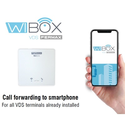 Wi-Box - Call Divert To Mobile