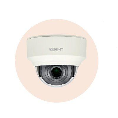 Hanwha Techwin America XND-L6080RV 2M Network IR Dome Camera