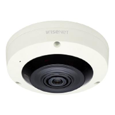 Hanwha Techwin America XNF-8010R 6MP Sensor Fisheye Camera