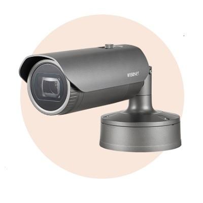 Hanwha Techwin America XNO-6085R 2MP eXtraLUX IR Bullet Camera