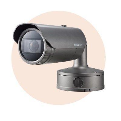 Hanwha Techwin XNO-8082R 6MP Network IR Bullet Camera