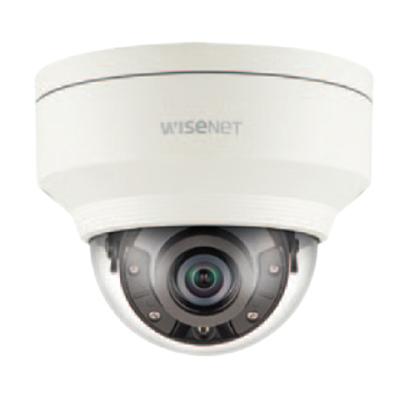 Hanwha Techwin America XNV-8030R 5MP Vandal-Resistant Network IR Dome Camera