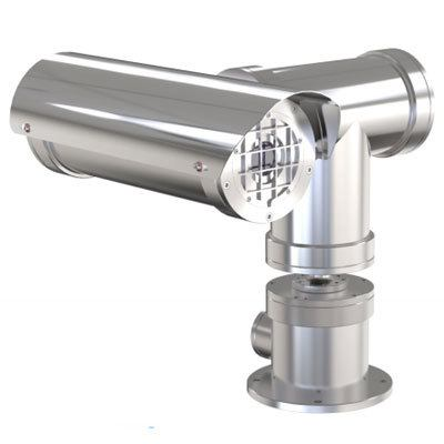 Axis Communications XP40-Q1942 explosion-protected thermal IP camera