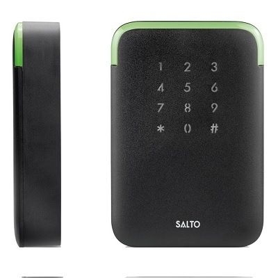 SALTO XS4 WRDB0A_K ANSI Wall Reader 2.0 With Keypad