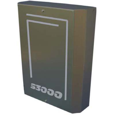 Xtralis integrated security and access control S3000 RDCU