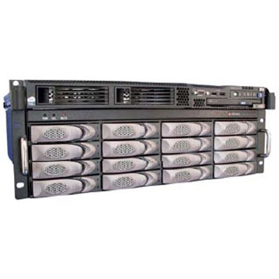 Xtralis V3500 | Innovative, energy-efficient IP video recording, storage and archiving