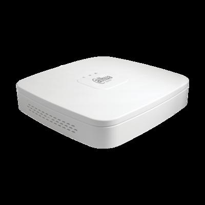 Dahua Technology XVR4104C-X1 4 Channel Penta-brid 720P Smart 1U Digital Video Recorder