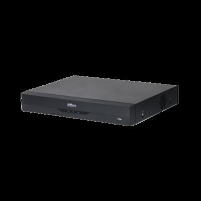 Dahua Technology XVR5104HE-4KL-I2 4 Channel Penta-brid 4K-N/5MP Mini 1U WizSense Digital Video Recorder