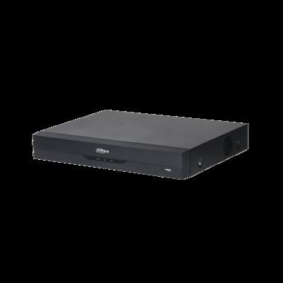 Dahua Technology XVR5116HE-4KL-I2 16 Channel Penta-brid 4K-N/5MP Mini 1U WizSense Digital Video Recorder