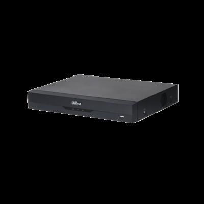 Dahua Technology XVR5116HE-I2 16 Channel Penta-brid 5M-N/1080P Mini 1U WizSense Digital Video Recorder