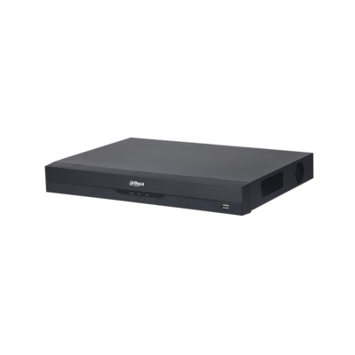 Dahua Technology XVR5216A-4KL-I2 16 Channel Penta-brid 4K-N/5MP 1U WizSense Digital Video Recorder
