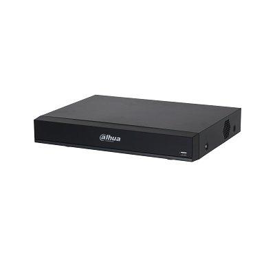 Dahua Technology XVR7108HE-4K-I2 8 Channel Penta-brid 4K Mini 1U 1HDD WizSense DVR