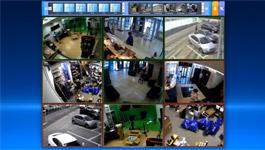 Axxon Next Video Management Software - Interactive 3D Map