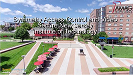 AMAG Symmetry Access Control And Video Secure New Jersey Institute Of Technology