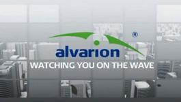 Alvarion overview of the video surveillance market