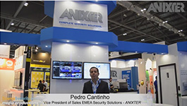 Anixter Shares New Global Security Innovations At IFSEC 2015