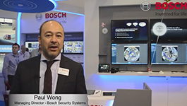Bosch Security Systems exhibits CCTV and fire products at IFSEC 2015