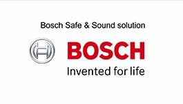 Bosch Safe & Sound solution