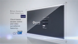 Brivo OnAir Cloud-based Access Control And Video Surveillance Solution