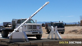 Delta's DSC7000 Barricade to Secure Wide Roadways from Attacking Vehicles